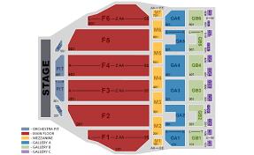 Comprehensive The Phoenix Concert Theatre Seating Chart