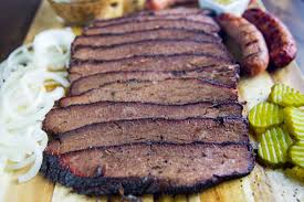 smoked sous vide brisket flat the bbq