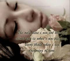 Dreaming Of You Love Quotes Best of 24 Delightful Dreaming Of You Pictures