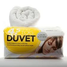 Low Cost 4.5 Tog <b>High Quality Duvet</b> With Price Promise Guarantee ...