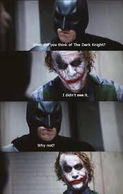 Dark Knight 4 Pane | Know Your Meme via Relatably.com
