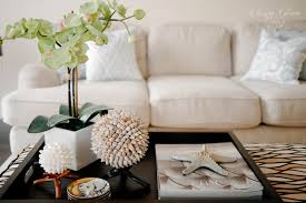 ... Styling Classy Glam Living Round Ottoman Coffee Table Tray Hi-Res  Wallpaper Photos ...