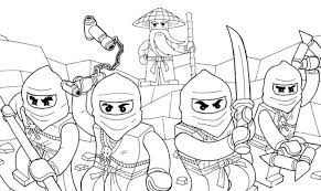 Lego Ninja Coloring Pages Pages Ninja Pages Adult Pages Printable