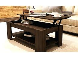 flip up coffee table lift up coffee table inspirational mechanism lifts luxury tables with top storage