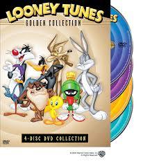 Amazon Com Looney Tunes Golden Collection 4 Disc Dvd