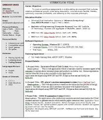 1 Page Resume Template Simple How Write A One Page R How To Write A One Page Resume Template As