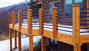 deck railing ideas diy Various Interesting Deck Railing Ideas to