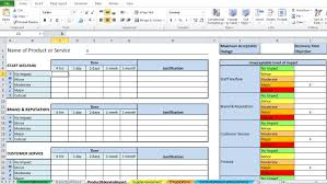 Business Analysis Templates Free Project Plan Template Excel Free Download KukkoBlock Templates 18