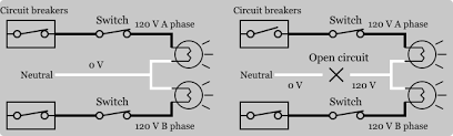 open neutral electrical 101 multi wire branch circuit wiring diagram open neutral wiring diagram