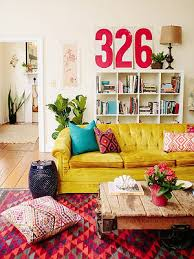 Bohemian style is somewhat hard to define in terms of home decor. Is it  hippie? Is it gypsy? And how does that translate into interior design?