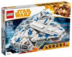 Купить <b>Конструктор LEGO Star Wars</b> 75212 Сокол Тысячелетия ...