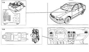 re volvo 2000 v40 owners manual shows 2 fuse boxes engine full size image