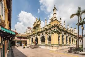 Abdul Gafoor Mosque — Hello! Singapore Tours