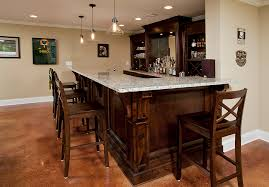 Basement Wet Bar Designs
