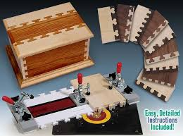 dovetail joint jig. fancy joinery with your router table dovetail joint jig