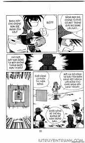 Truyện tranh Doraemon Bóng Chày (Tt8) tập 9