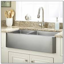 36 stainless steel farmhouse sink double bowl