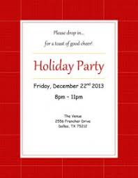 invitation templates for word  instant  printable office party invitation samples for word
