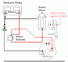 3 wire alternator wiring diagram ford wiring diagram 3 Wire Alternator Wiring Diagram gm 3 wire alternator wiring diagram 3 wire alternator wiring diagram and resistor