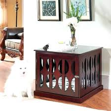 fancy dog crates furniture. Fancy Dog Crates Furniture Awesome Crate Ideas Decorating For Christmas T