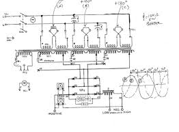 Single phase welding machine circuit diagram circuit and