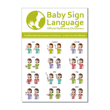 Baby Sign Language Chart Baby Sign Language Deluxe Kit