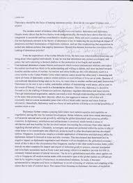 metacognitive reflection doors to diplomacy social studies essay metacognitive reflection doors to diplomacy social studies essay