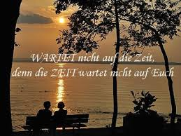 Spruch Sonnenuntergang Bank Liebespaar Grußkarten E Cards