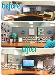cute office decorating ideas. DIY Desk Glam Give Your Cubicle Office Or Work Space A Makeover For Cute Decorating Ideas E
