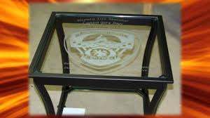 sandblasting glass etched glass