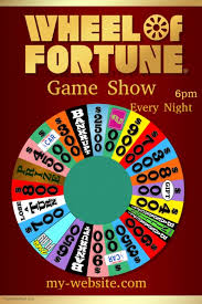 Gameshow Templates Game Show Template Postermywall