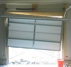 broken garage door repair