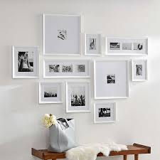collage picture frames crate and barrel