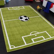 kids rug football pitch 001