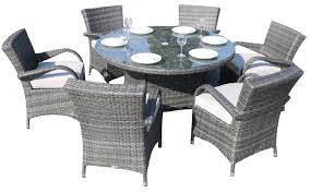 included in the patio dining sets
