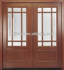 interior wood door with frosted glass panel interior wood door panel inserts whole wooden doors suppliers