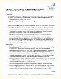 Nursing Admission Essay Examples Graduate School Admission Essay High Admissions About