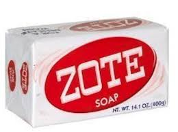 Zote Pink Soap- apparently excellent soap for washing baby clothes ...