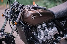 honda goldwing bobber by retro bikes
