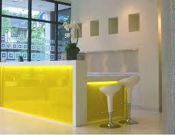 ikea office designer. Stylish IKEA Reception Desk With White Stools For Modern Office Design Small Space Ikea Designer