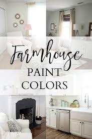 farmhouse paint colorsHome  Our Farmhouse Paint Colors  Lauren McBride
