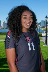 Alexis Ratliff - Women's Volleyball - SDSU Athletics