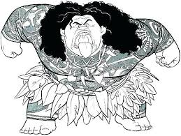 Moana Coloring Pages Free Coloring Pages Coloring Pages Free