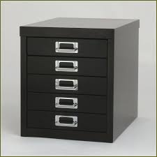 5 Drawer Metal File Cabinet 4 Drawer Metal File Cabinet With Lock Home Design Ideas