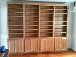 cherry custom home office desk. Custom Made Stand Alone Cherry Bookcases Home Office Desk D