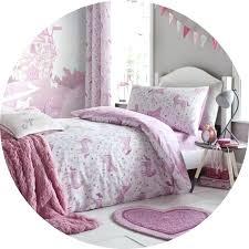 unicorn duvet set nz folk cover single pink r
