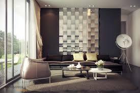 rich palette living mirrored feature wall interior design ideas