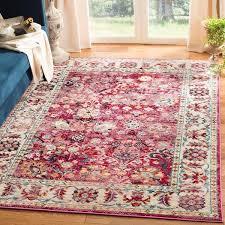 pink grey rug safavieh savannah vintage oriental pink grey rug 9x27 pink and grey rug dunelm