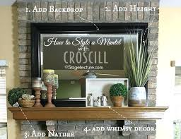 fireplace mantel decor fireplace mantel decorating ideas easy fireplace mantel decor ideas
