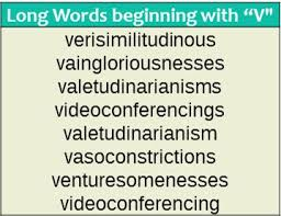Words With Photo Words That Start With V Wordrequest Com